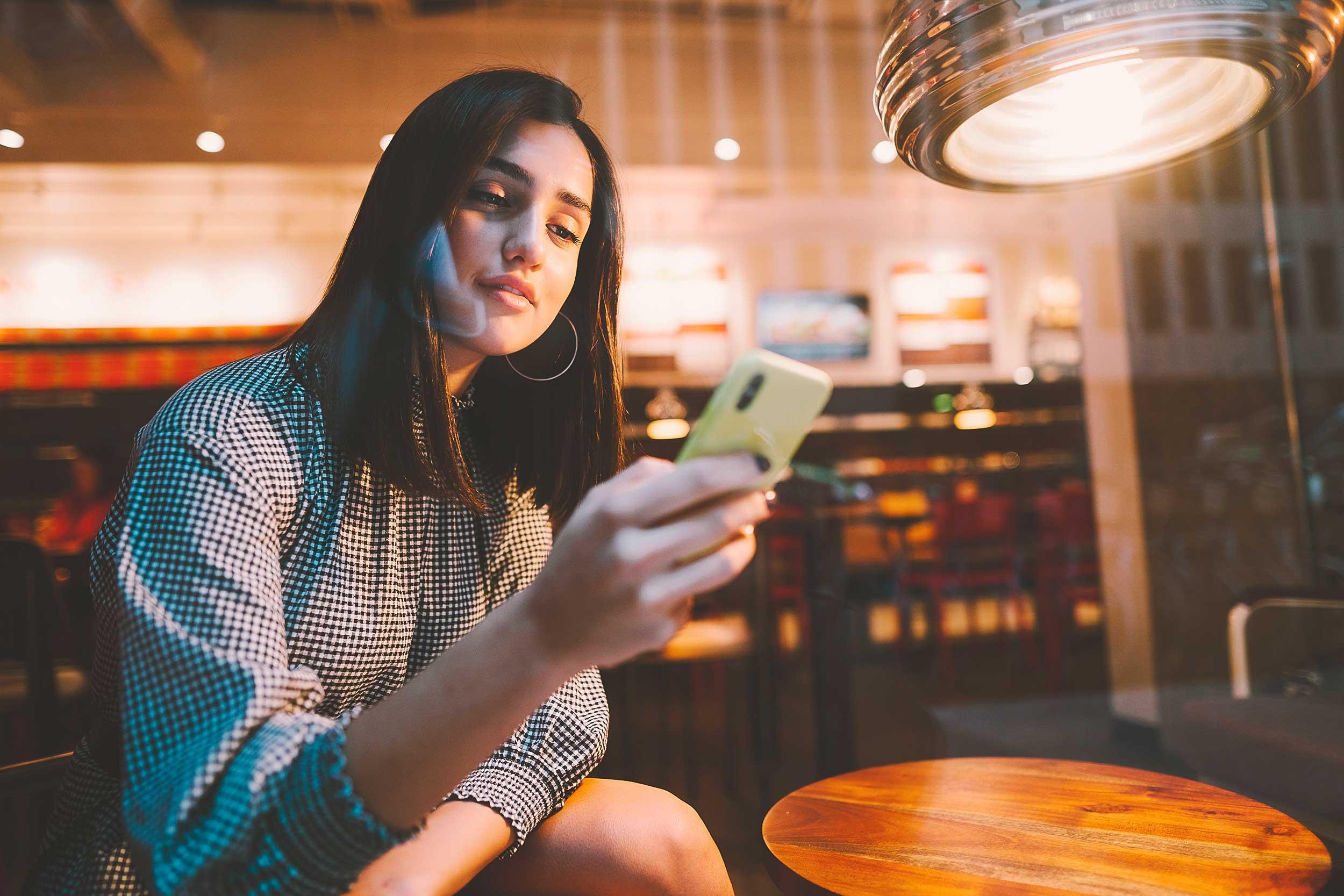 SMS restauration